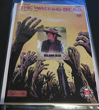 2017 THE WALKING DEAD #163 CONQUERED & FREE CRYPTOZOIC AMC CARD #8 CARL