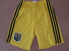 Boys Adidas Climalite Columbus Crew Soccer shorts S Sm