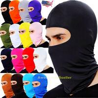 Winter Hats Face Clothing Mask Men Women Cap Thin Biking Ski Sports Scarves Hat