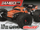 Team Corally 2021 Jambo XP 1/8 Scale Monster Truck 4WD 6S Brushless RTR COR00166