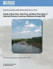 Trends in Base Flow, Total Flow, and Base-Flow Index of Selected Streams in...
