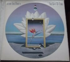 JEAN-LUC PONTY THE GIFT OF TIME 1987 CBS 4604361 1A1 2B1 EXCELLENT+ DUTCH PRESS