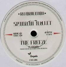 """SPANDAU BALLET ~ THE FREEZE / VERSION ~ 1981 UK 7"""" SINGLE ~ CHRYSALIS CHS 2486"""
