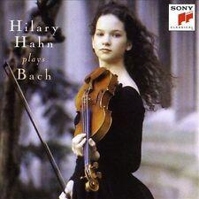 Bach J.s: Partitas Nos. 2 & 3, Violin Sonata No.3 (CD, Nov-1997, Sony Music...
