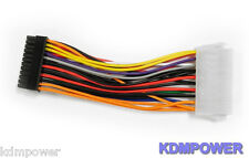 ATX 20 Pin PSU to HP SLIMLINE Mini 24 Pin  Converter Adapter Cable SAME DAY SHIP