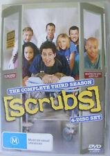 DVD -SCRUBS THE COMPLETE THIRD SEASON