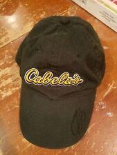 Austin Dillon Autographed Cabela's Hat Cap NASCAR