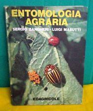 Zangheri Masutti ENTOMOLOGIA AGRARIA - Ed. Agricole 1983