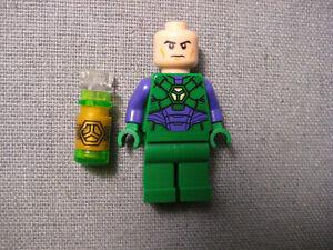 Lego DC Superheroes Lex Luthor 76097 Minifigure