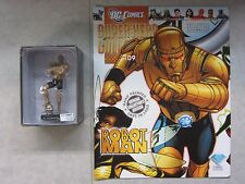 Robot Man #109 ~ DC Comics Lead Figure ~ Super Hero Collection Eaglemoss (2012)