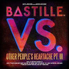 BASTILLE VS OTHER PEOPLE'S HEARTACHE Original Audio Music Album CD New UK Rele
