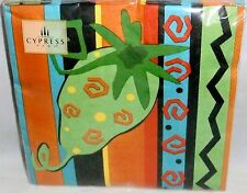 """Luncheon Napkins  Hot Peppers 20 Ct  3 Ply 13"""" X 13"""""""