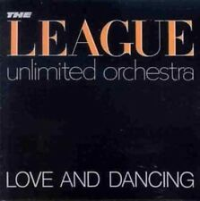 League Unlimited Orchestra, The Human League - Love & Dancing [New CD]