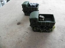 Flames of war   Russian    Stalinets Tractor x 2