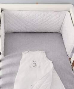 Mamas & Papas - Patchwork - Cot Bed Bumper EX-DISPLAY