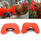 Soft Pinless Chicken Peepers Pheasant Poultry Blinders Spectacles Keeping Pick