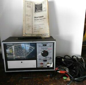 Sears Engine Analyzer 161.216300