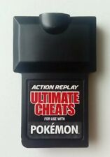 Datel Action Replay Ultimate Cheats For Use With Pokemon -  RARE