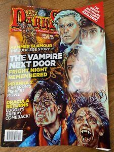 The Darkside 212 2020 British Horror Movie Magazine Fright Night