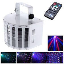 24W RGBW LED Stage Lighting Bar Party Disco DJ Effect Lights Laser Sound Active