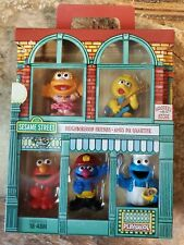 Playskool Sesame Street Neighborhood Friends Mini-Figures. Hooper's Store