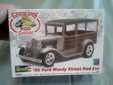 Revell (85-2064) 1/24 Scale Goodguys 30 Ford Woody Street Rod (2007) NEW/FS