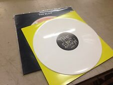 The Blow Brand New Abyss WHITE VINYL LP Record! indie rock! very limited! NEW!!!