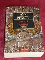 Die siebte Geißel von Ann Benson  ( TB, 1999)