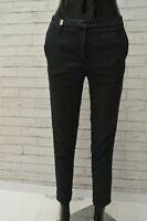 Pantalone Blu Donna HENRY COTTON'S Taglia 38 Jeans Vintage Pants Woman Poins