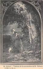 France St. Hubert - Tableau de la conversion de St. Hubert