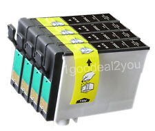 4PK T220XL Compatible Black Ink Cartridges for Epson WF2630 WF2650 XP320 XP420