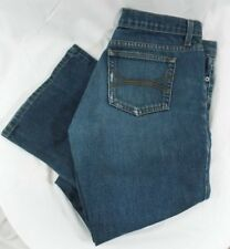 Juicy Couture Jeans Flare Leg Distressed Vintage Dark Wash Stretch Sz 29 USA