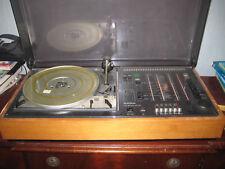 Dual Plattenspieler  1214 SABA Hifi Studio 8730 Plattenspieler Radio