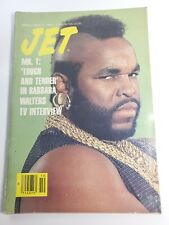 Jet Magazine Magazine March 5 1984 Mr. T