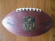 Wilson Nfl The Duke Replica Football Official Size Wtf1825 unused - Has Leak