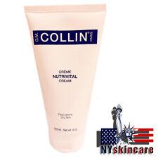 GM G.M. Collin Nutrivital Cream Dry Skin 120ml / 4oz Prof Fresh New
