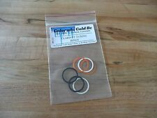 Clarinet Tuning Rings, Big 6 pc Set Fits Most Models Multiple Thicknesses!