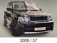 2008 57 Land Rover Range Rover Sport 2.7 TDV6 Stormer SE EXCLUSIVE Autobiography
