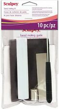 Sculpey Polymer Clay  - Bead Making Starter Kit - Essential Bead Making Tools