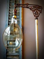 Grand Nostalgic Edison Light Bulb- Oversized Bt56 Shape, 60 watt Incan. Filament
