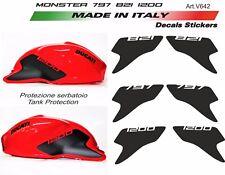 Kit adesivi per serbatoio Ducati Monster 797/821/1200