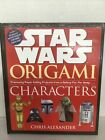 Star Wars Characters Origami Book + 42 Sheets Of Paper Art Folding Craft STEAM