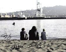 GFA Indie Rock Band * YO LA TENGO * Signed 8x10 Photo PROOF Y4 COA