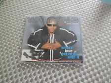 CD Maxi Warren G What´s love got to do with it