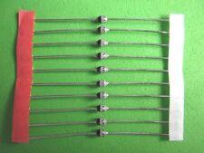 10 x byv27-200 2a/200v ultra-fast Avalanche sinterglass Diodo sod56 VISHAY