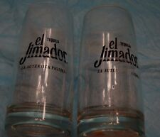 el Jimador Tequila Barware Highball Cocktail Drinking Glasses 20 oz Set of 2