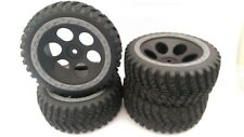 1/10 RC Nitro Electric Car Short Course Truck Off Road Wheel and tyre Set of 4