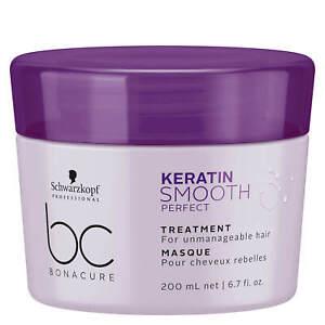 Schwarzkopf Professional Bonacure Keratin Smooth Perfect Treatment 200ml