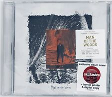 Justin Timberlake Man Of The Woods Limited Exclusive Target CD 2018 New Sealed