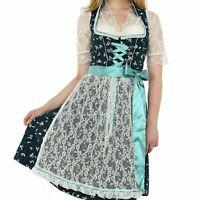 NEW!US Sz 16.NEW!Germany,German,Trachten,Oktoberfest,Dirndl Dress,3-pc,Greens